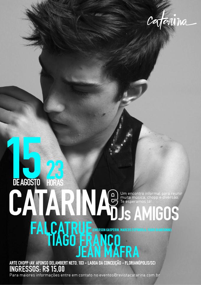 Festa Catarina e amigos